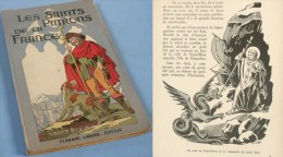 Les Saints Patrons De La France / Vesco De Kereven / Fernand Lanore éditeur En 1938 - Bücher, Zeitschriften, Comics