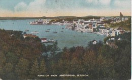 HAMILTON ( From Abbotsford ) - Bermuda