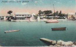 PRESIDENT WILSON ( Home ) - Bermuda