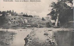 .YULE ISLAND ( Centre De La Mission ) - Papoea-Nieuw-Guinea