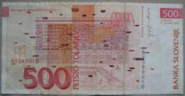 500 Tolarjev  2005 (WPM 16c) - Slowenien