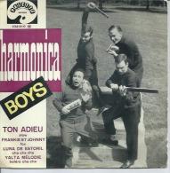 """45 Tours EP - HARMONICA BOYS - PALETTE 226010  -   """" TON ADIEU """" + 3 - Autres - Musique Française"""
