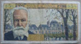 5 Francs  1963 (WPM 141a) - 1959-1966 Neue Francs
