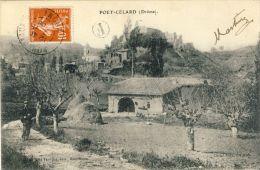 POET-CELARD (Drome) - Frankreich