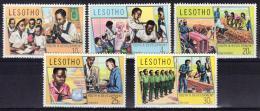 Lesotho Yvertnrs: 353/57 Postfris - Lesotho (1966-...)