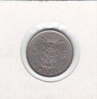 5 FRANCS CuNi RAU Prince Charles 1950 FL - 03. 5 Francs