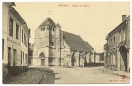 FREVENT Eglise St Hilaire (Doyen) Pas De Calais (62) - Other Municipalities
