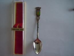 SUPER DEVOLUY Vintage Souvenir Lepel Petite Cuillère Little Spoon (ref 5) - Cuillers