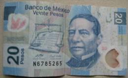 20 Pesos 2006 (WPM 122) - Mexiko