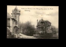 14 - CABOURG - Villas Des Docteurs - Cabourg
