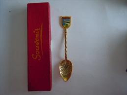 Tosa Vintage Souvenir  Lepel Petite Cuillère Little Spoon (ref 9) - Cuillers