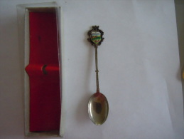 VIGO DI FASSA Vintage Souvenir  Lepel Petite Cuillère Little Spoon (ref 10) - Cuillers