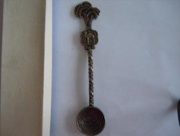 EGYPT EGYPTE Dromedaire Dromedaris Vintage Souvenir  Lepel Petite Cuillère Little Spoon (ref 11) - Cuillers