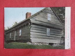 - New Hampshire > Dover Garrison House  1905 Cancel Ref-1091 - Dover