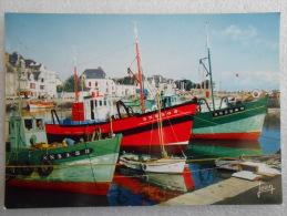CP 44 LE CROISIC  - Le Port  - Bateaux De Pêche  (SN = Saint Nazaire) - Le Croisic