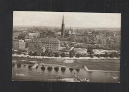 Polen Poland AK Breslau 1935 - Schlesien