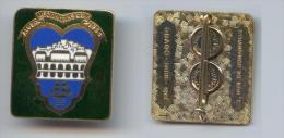 Insigne Ancien Du IXe Congrés De La C.C.M. - 1954 - Alger - Insignes & Rubans