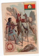 Carta Tarjeta La Poste - Bolivie   * - Bolivia