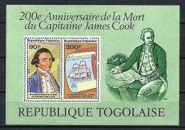TOGO 1979 - Yvert #H125 - MNH ** - Togo (1960-...)