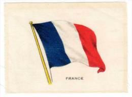 Drapeau France, Français En Soie - Documents