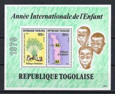 TOGO 1979 - Yvert #H129 - MNH ** - Togo (1960-...)