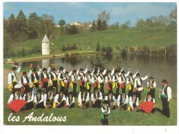 Bessines-Union Musicale- Les Andalous-(Réf.7372) - Bessines Sur Gartempe