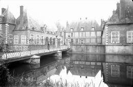 PN - 87 - LOIR ET CHER - SOUESMES - Le Chateau - Plaques De Verre