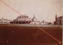 Photo Ancienne Mer Belge Casino D´ Ostende - Blankenberghe - Photos