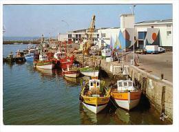 La Turballe - Le Port Et La Criée - Circulé 1984 - La Turballe