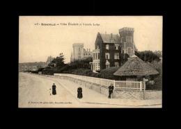 14 - DEAUVILLE - Villas - Deauville