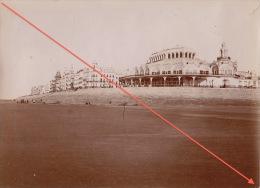 Photo Ancienne Mer Belge Casino à Ostende - Blankenberghe - Photos