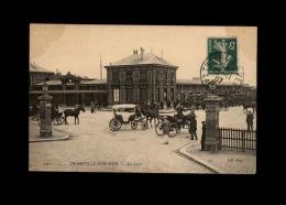 14 - DEAUVILLE - Gare - Deauville