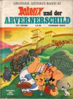 Astérix - Und Der Arvernerschild - Uderzo Goscinny - EO - Asterix