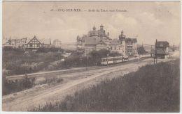 19518g VICINAL - Arrêt Du TRAM Vers Ostende - Coq-sur-Mer - De Haan