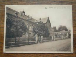 Ecole Communale Des Filles / Betrix - Anno 1938 ( Zie Foto Voor Details ) !! - Bertrix