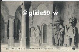 ANGERS - Le Musée (entrée De La Crypte Côté Est) - N° 208 - Angers