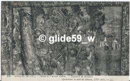 ANGERS - Musée De L'Ancien Evêché - Tapisserie De Bruxelle Représentant La Mort De Samson, XVIe Siècle - N° 196 - Angers