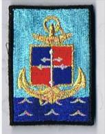 Insigne  Tissu  Marine - Navy