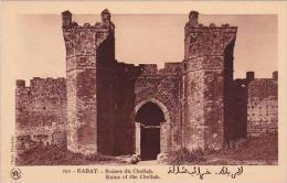 Morocco Rabat Ruins Of The Chellah 1920s-30s - Rabat