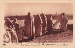 Morocco Rabat Group Of Moorish Women Near Sale 1920s-30s - Rabat
