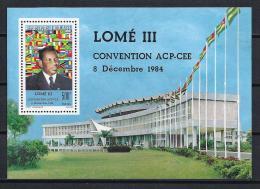 TOGO 1984 - Yvert #H217 - MNH ** - Togo (1960-...)