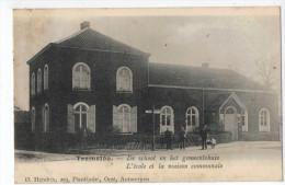Tremelo - Tremeloo : De School En Het Gemeentehuis / L'école Et La Maison Communale - Tremelo