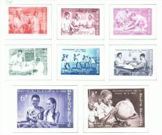 België 1960 Onafhankelijkheid Congo 1139-1146 Xx - Belgique