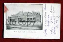 Canada Near Sydney - Glace Bay - St Joseph's Hopital C. B - Cape Beton - Cape Breton