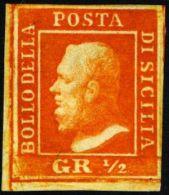 #27839 - SICILIA - N. 1 Senza Gomma - F. AD.# - Sicilia