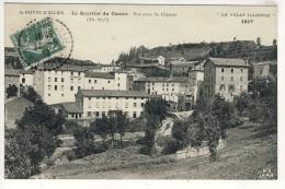 43- SAINT-PRIVAT-D'ALLIER-LE  QUARTIER  DU  CENTRE  N317 - Unclassified