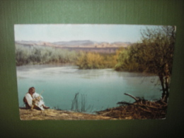 Le Jourdain - The River Jordan - Jordanie