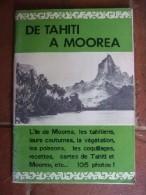De Tahiti à Moorea. - Vide