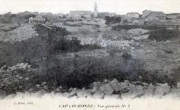 CAP COURONNE VUE GENERALE (LOT K25) - Martigues