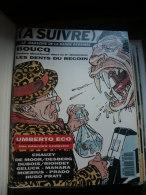 A SUIVRE N°190 - A Suivre